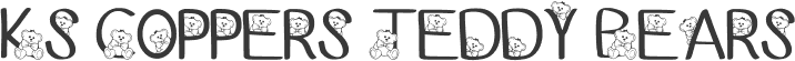 Ks Coppers Teddy Bears