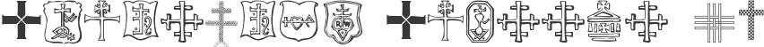 Christian Crosses IV