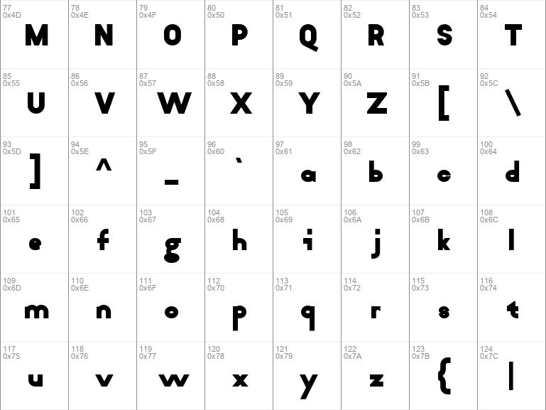 Download Free Koliko Bold Font Free Koliko Bold Ttf Bold Font For Windows
