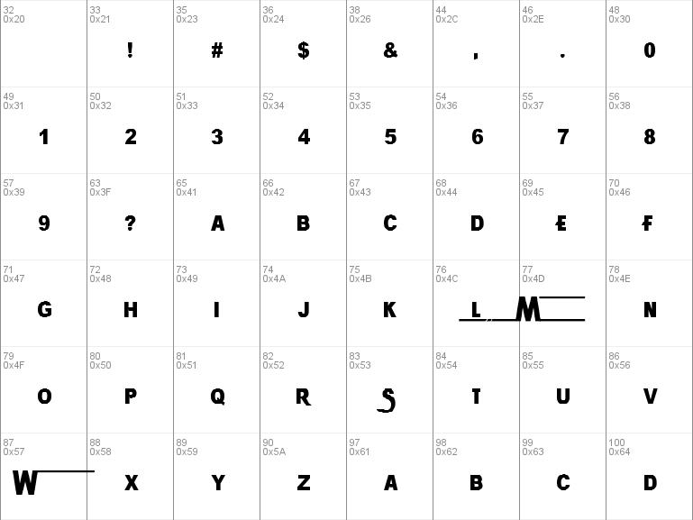 Download free WRESTLEMANIA font, free WRESTLEMANIA ttf Regular font