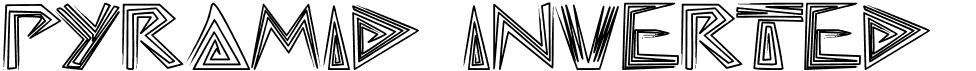 pyramid inverted