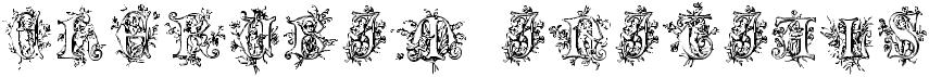 Cherubim Initials