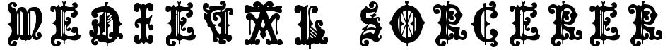 Medieval Sorcerer Ornamental