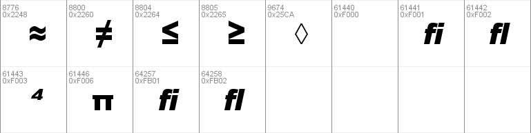 Download free Arial Black font, free ARBLI ttf Italic font