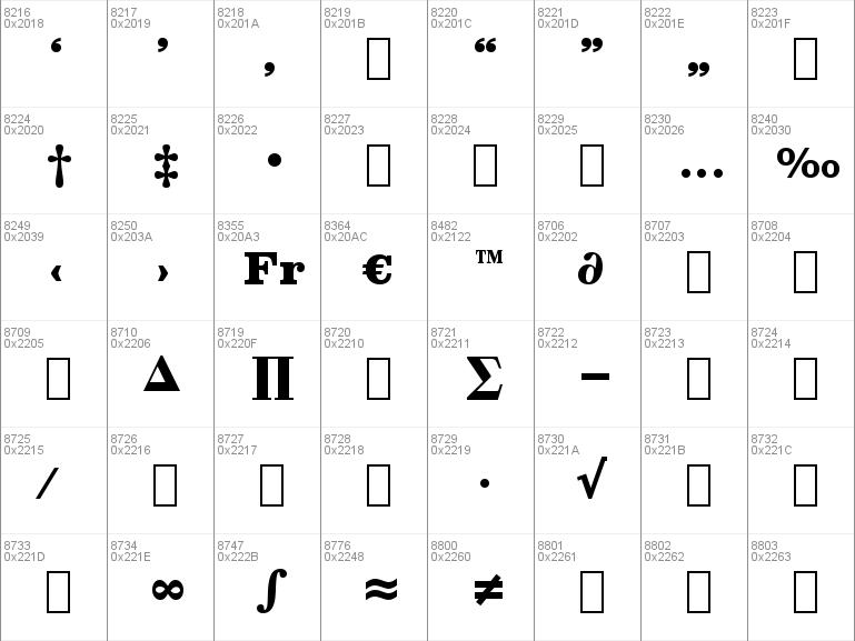 Download free Clarendon Blk BT font, free Clrndnk ttf Black