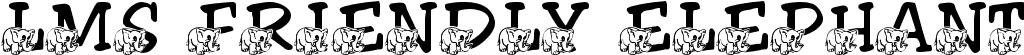 LMS Friendly Elephant