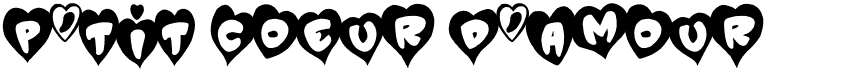 P'tit Coeur d'Amour