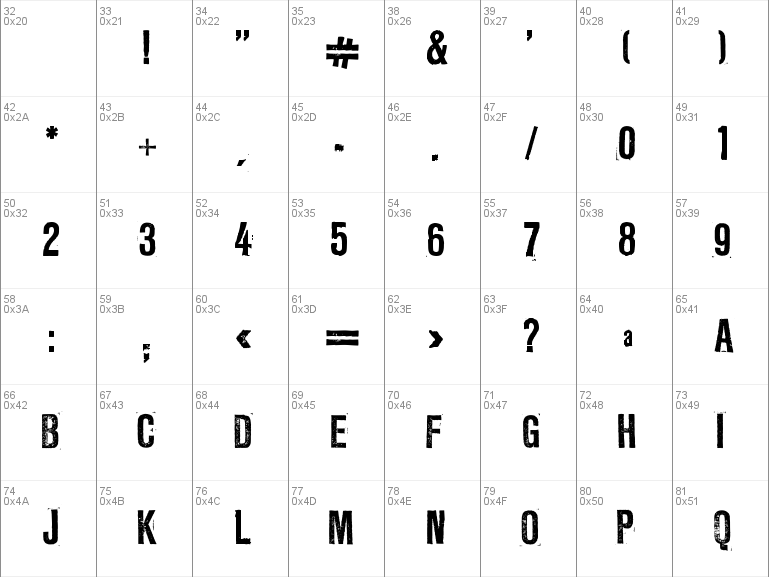 Download free LL Rubber Grotesque font, free LL Rubber