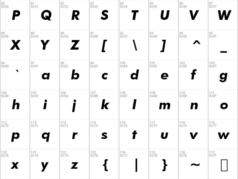 Download free Futura Md BT font, free FUTURABI TTF Bold