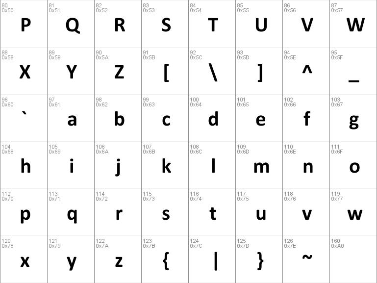 Download free Calibri font, free CALIBRIB TTF Bold font for Windows
