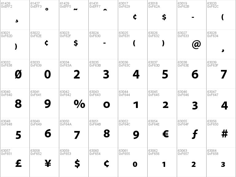 Download free Myriad Pro font, free MyriadPro-Bold otf Bold font for