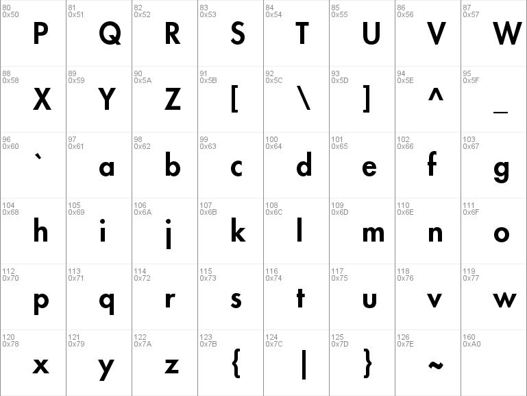 Download free Futura Std font, free FuturaStd-Heavy otf Heavy font