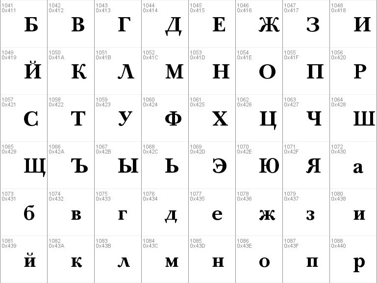 Download free Baskerville Cyrillic LT Std font, free