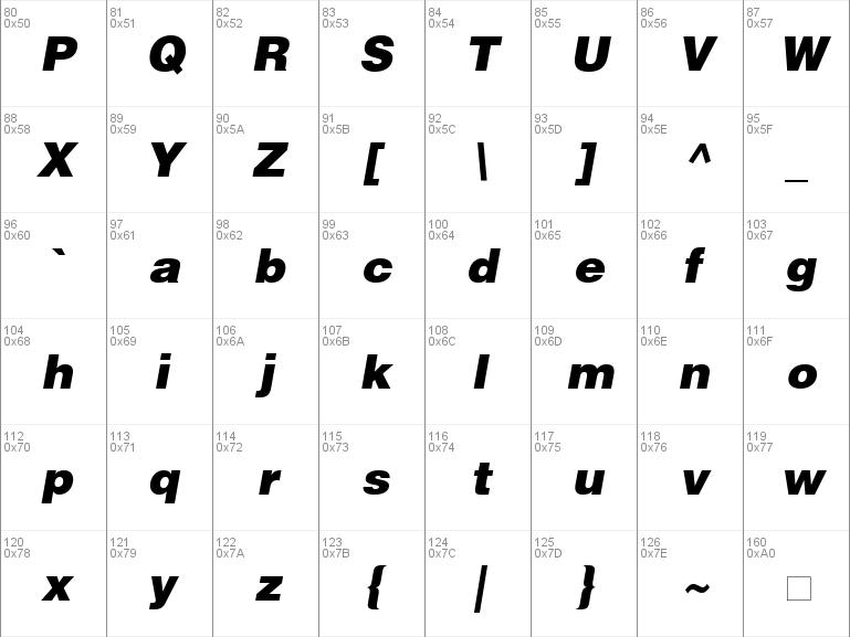 Download free Helvetica-Black font, free Helvetica-Black