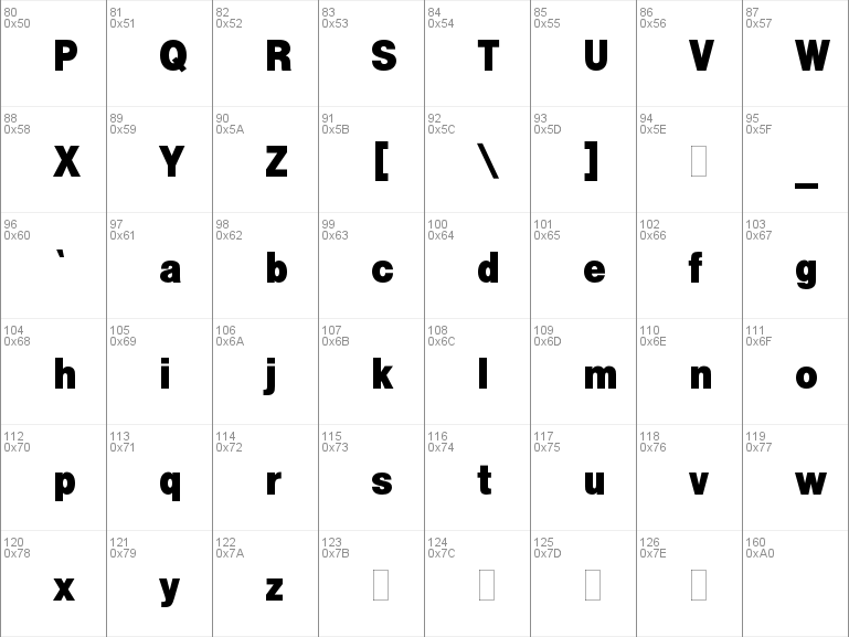 Download free Helvetica Bold Condensed font, free