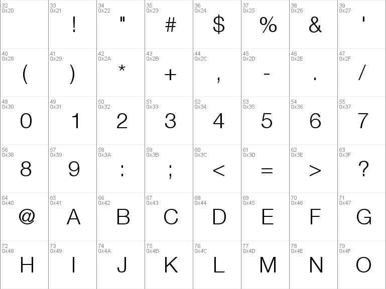 Download free HelveticaNeue LT 45 Light font, free Helvetica LT 45