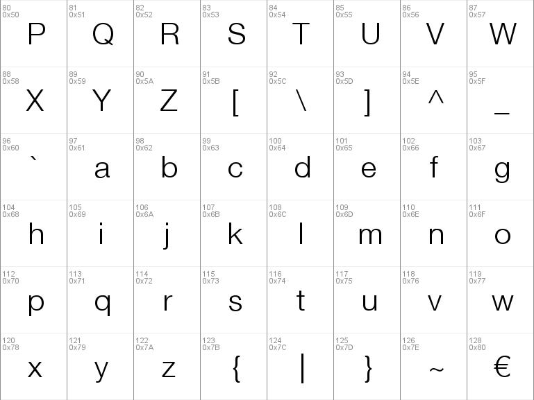 helvetica neue 45 light font free download