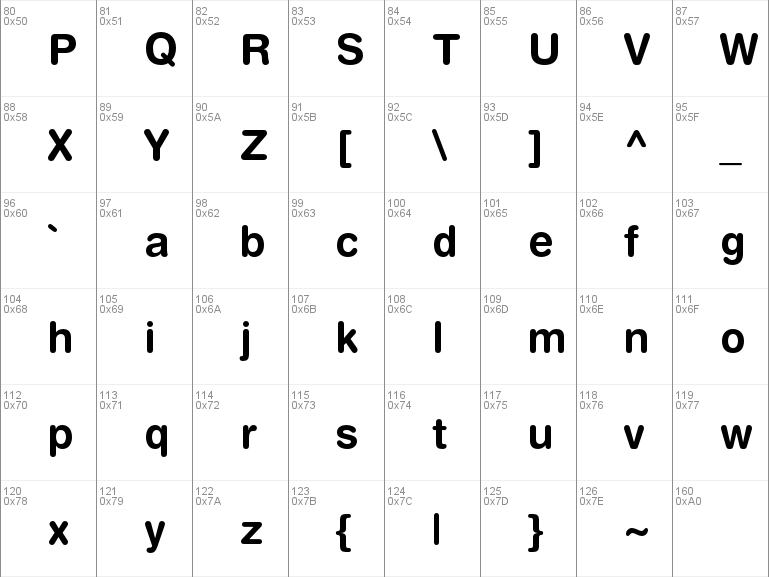Download free Helvetica Rounded LT Std font, free