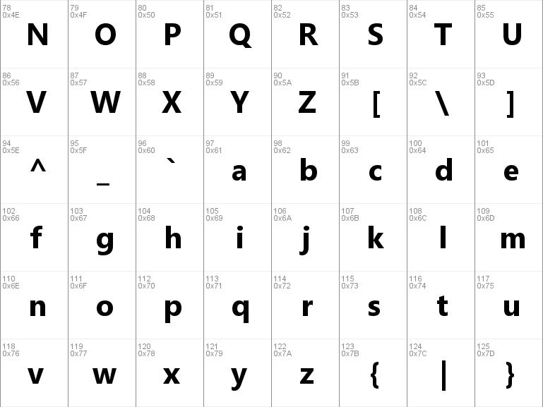 Download free Nirmala UI font, free NirmalaB ttf Bold font