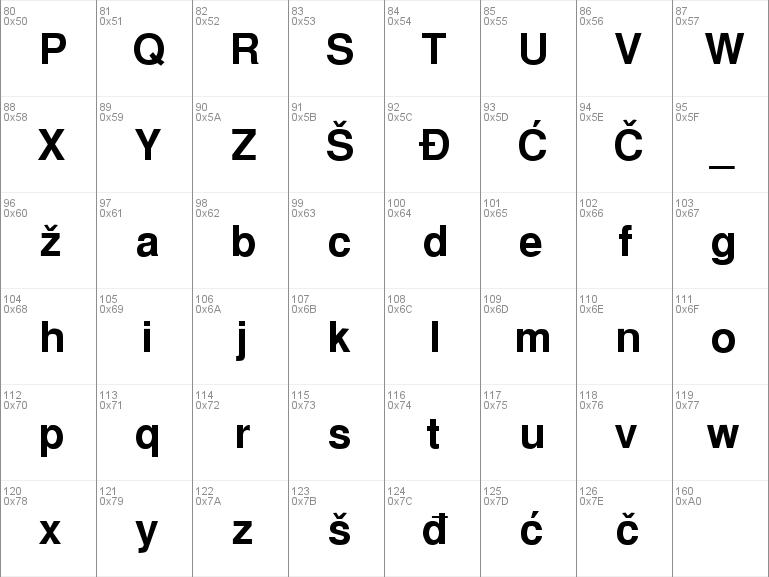 Download free YU-Helvetica font, free YU-Helvetica-Bold ttf