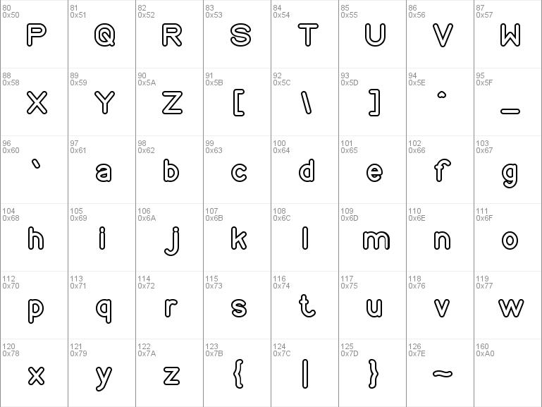 Download free COPY PASTE font, free COPY_PASTE ttf Regular