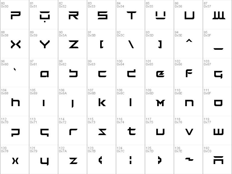 Download Free Tesla Font Free Tesla Ttf Regular Font For Windows