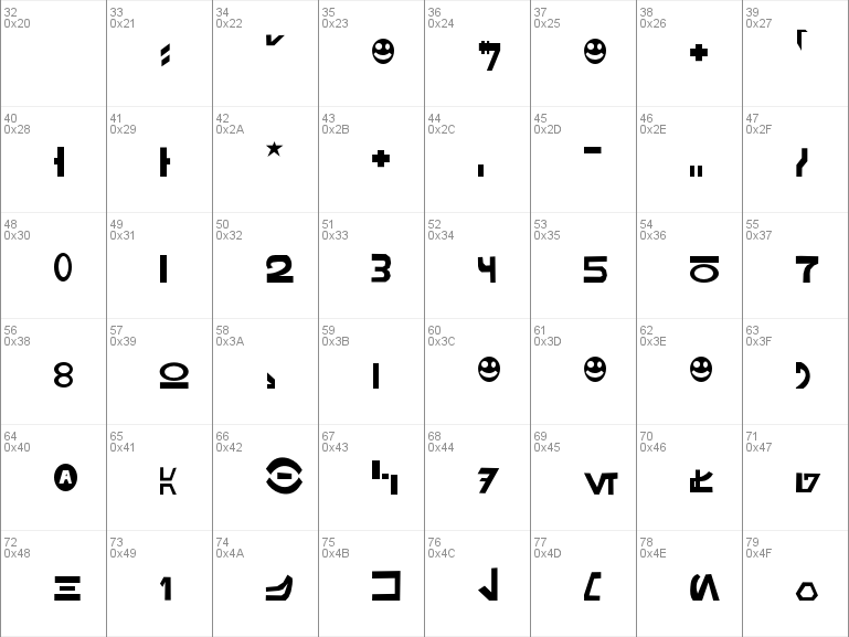 Download Free Heaven The Galactic Basic Font Free Heaven The Galactic Basic Otf The Galactic Basic Font For Windows